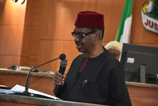 I Earn N200,000; Buhari Is The Best Out of 180 Million Nigerians - Prof. Sagay