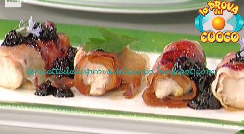 Saltimbocca di faraona ricetta Bongiovanni da Prova del Cuoco