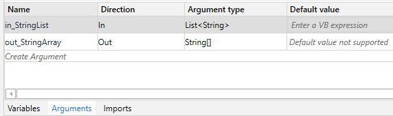 uipath-convert-list-to-array-create-variables-arguments