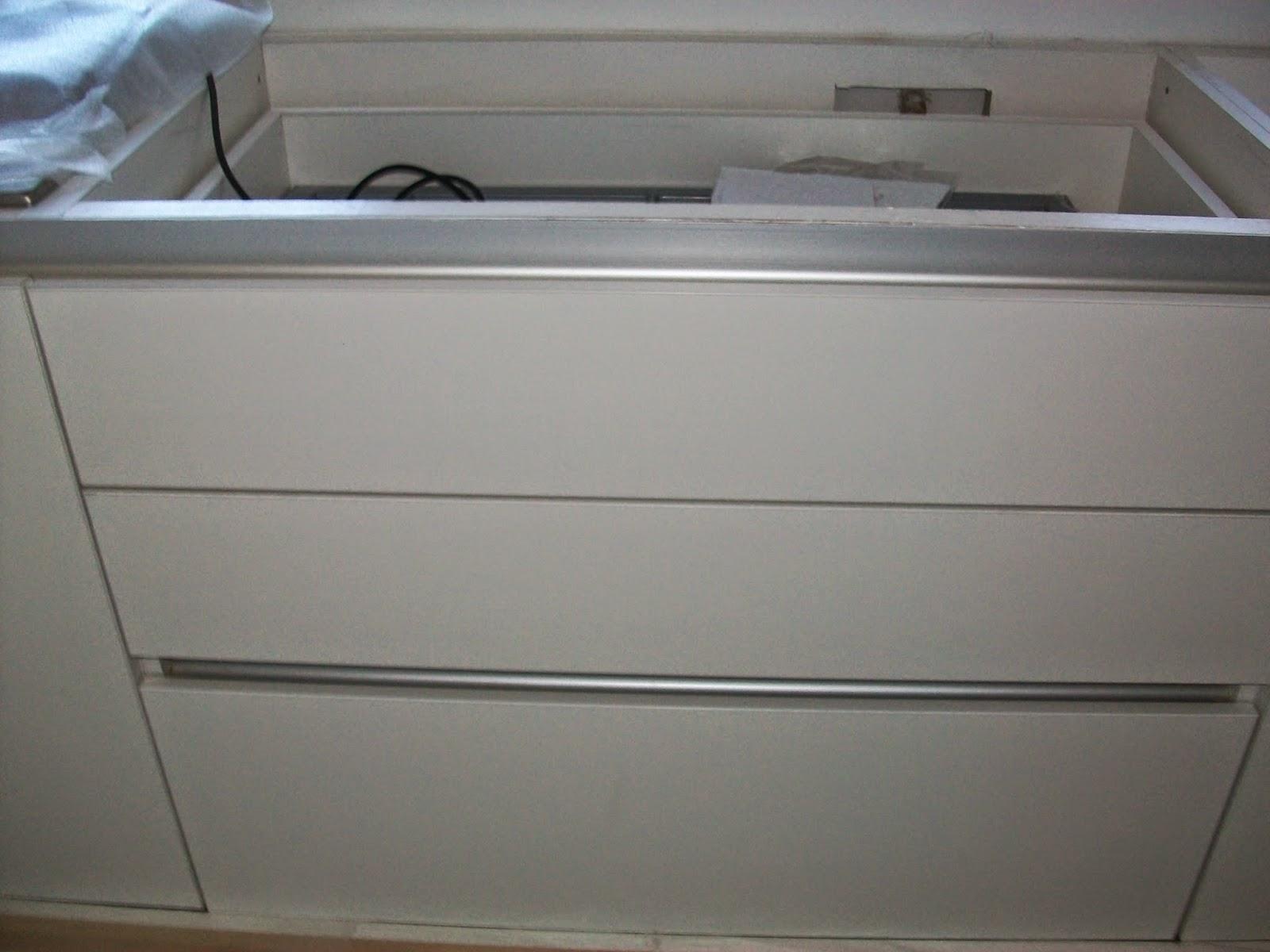 Manijas Aluminio Para Muebles Cocina | Tutorial Armado Sistema Gola ...