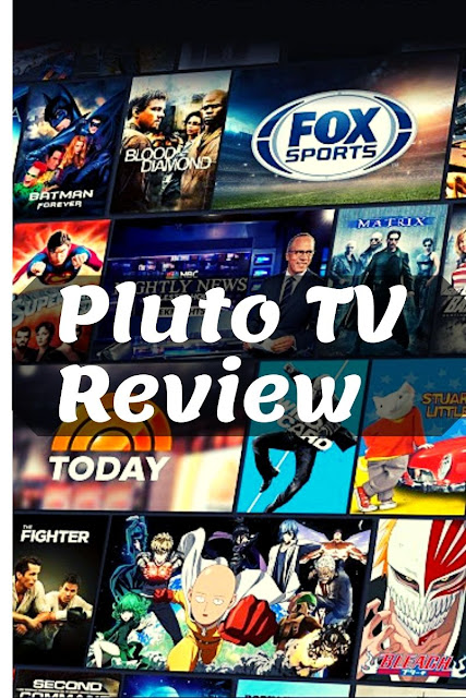 Pluto TV Review