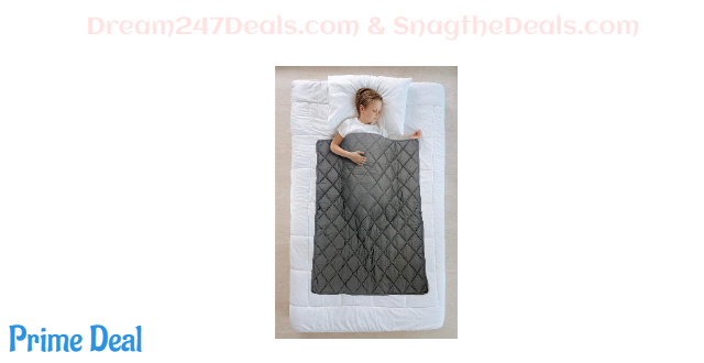 70% off Weighted Blanket