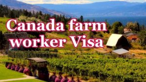 General Farmworkers required in Canada