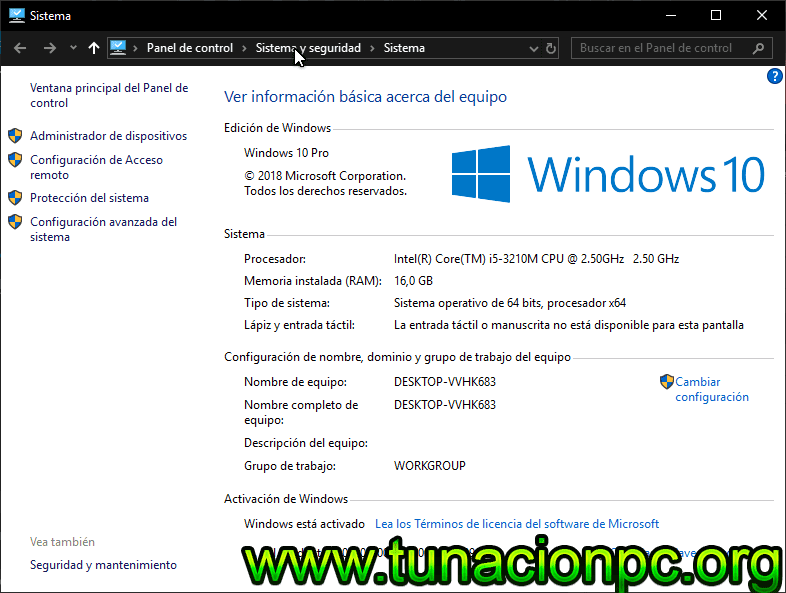 Descargar Windows 10 October 2018