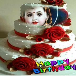 birthday cake images with hindi wish18