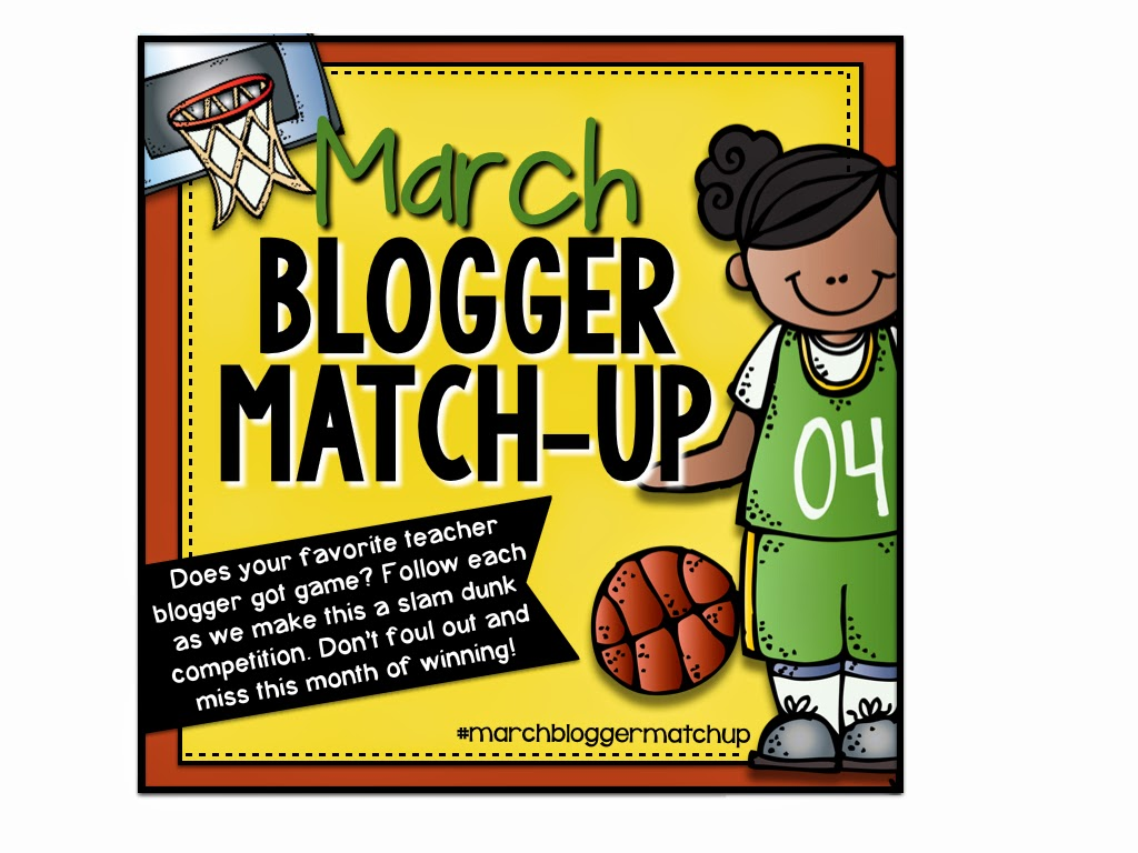 March Madness and a Giveaway! - First Grade Roars!