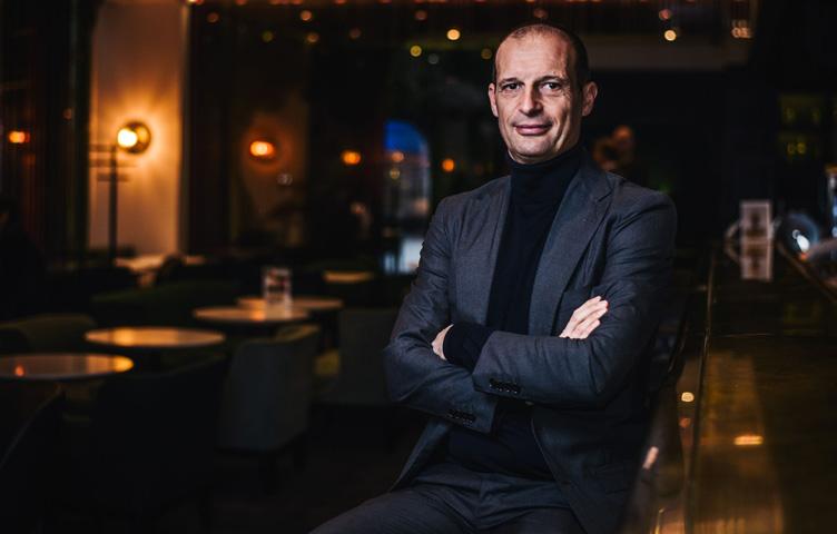 Allegrijev intervju za francuski L'Equipe