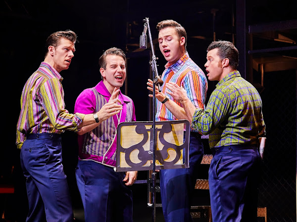 Jersey Boys (UK Tour), New Theatre Oxford | Review