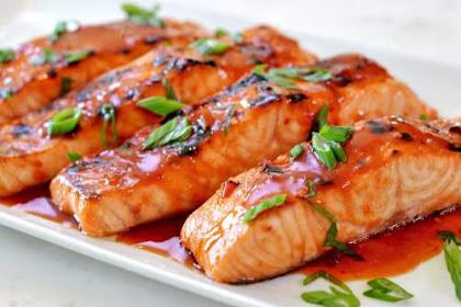 Ikan Salmon Mampu Melawan Kolesterol Tinggi