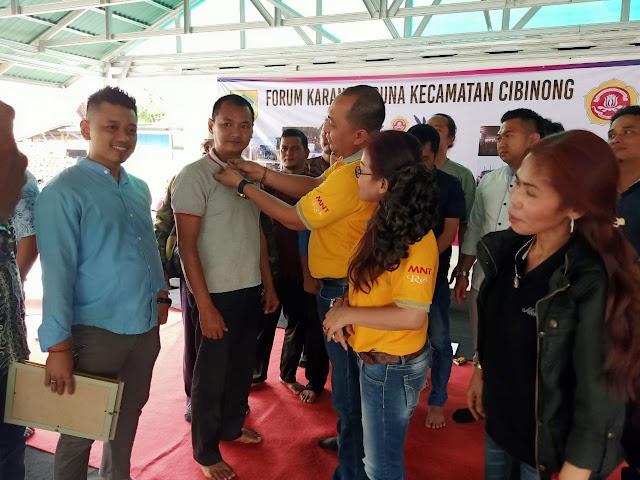 Koperasi MNT Cabang Jawa Barat Diresmikan Oleh Ketum MNT Gus Robbi