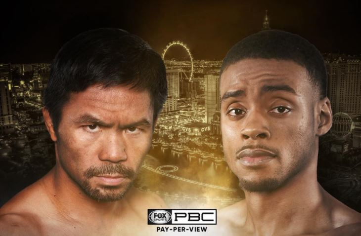 Pacquiao vs Spence fight set in August 2021