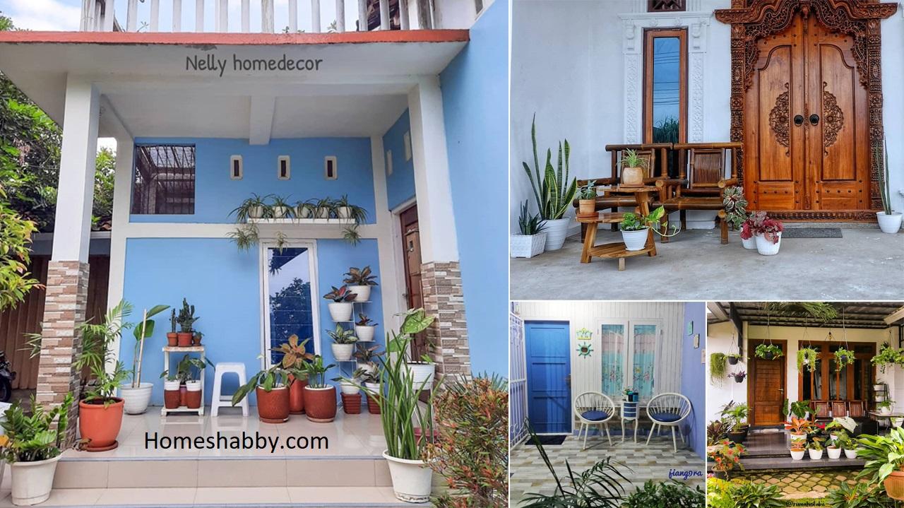 6 Inspirasi Model Teras Rumah Minimalis Cantik Dan Viewable Bisa Di Contoh Homeshabby Com Design Home Plans Home Decorating And Interior Design