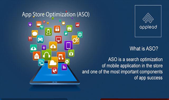 APP STORE OPTIMIZATION (ASO) #INFOGRAPHIC