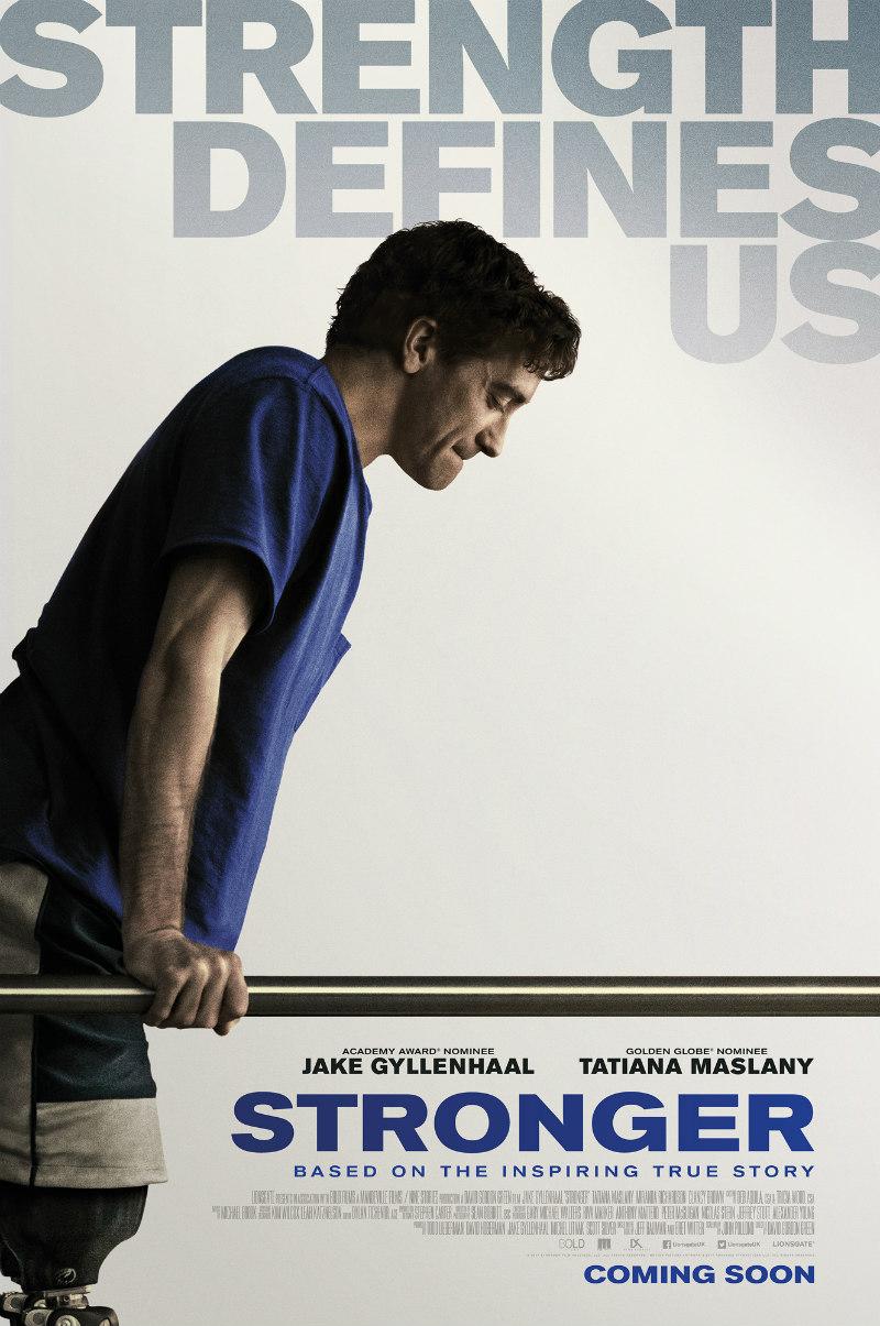 stronger film poster