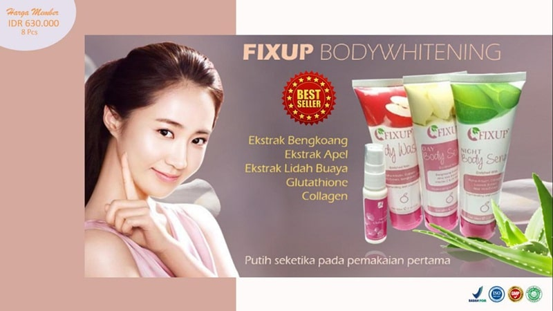 fix up body whitening ourcitrus
