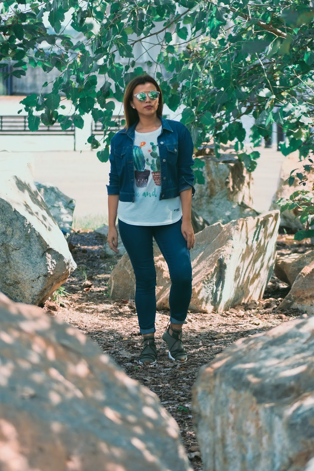 Amantes del Denim-MariEstilo-look of the day-fashionblogger-los chuchis-