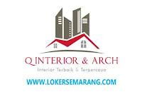 Loker Semarang General Affair Officer di Q Interior & Arsitektur