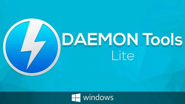 تحميل برنامج DAEMON Tools Lite ديمون تولز مجانا