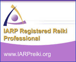 IARP Registered Reiki Professional