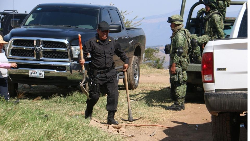 Hallan restos humanos en 60 bolsas en Zapopan