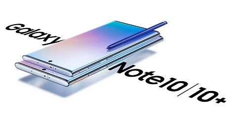 Spesifikasi Samsung Note 10