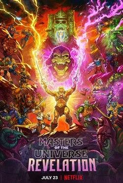 Masters of the Universe: Revelation (2021) S01 English 5.1ch Series 720p HDRip ESub x264