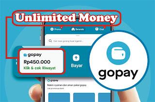 Gopay Mod Apk 2021 (MOD, Unlimited Money)