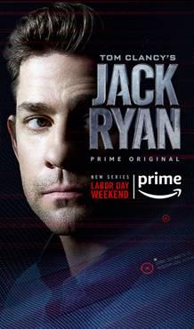 'Tom Clancy's Jack Ryan' premieres August 31 on Amazon