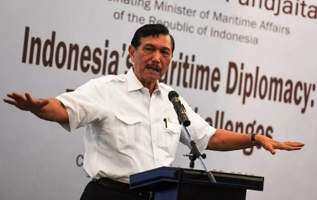 Luhut Minta Panglima TNI dan Kapolri Kawal Bandara, Jangan Sampai Ditutup Pemda