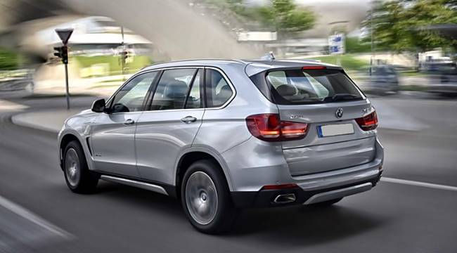 2017 BMW X5 xDrive40e Performance