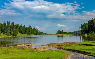 Places to visit in Jammu and kashmir ( yusmarg )