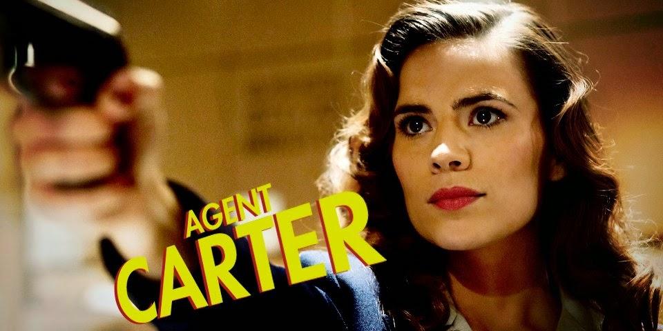 Agent Carter superhéroes