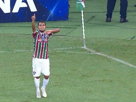 Jornalheiros  História - Os gols olímpicos do Fluminense 9ac1684f39eb3