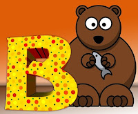 Image: B is for Bear, by Gerd Altmann on Pixabay