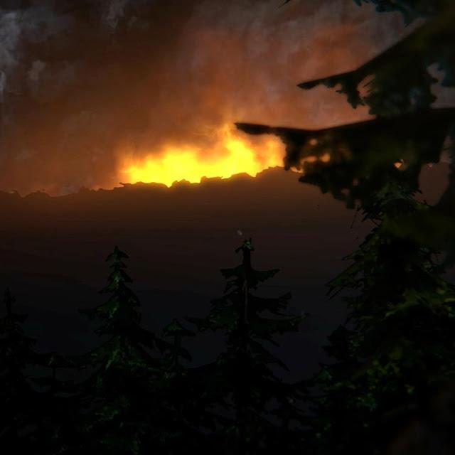 Fireflies (4K) Wallpaper Engine