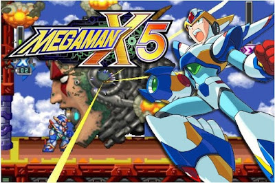 โหลด MEGAMAN X5 สำหรับคอม