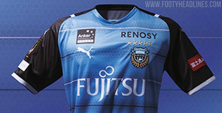 Kawasaki Frontale 2021 Home, Away & ACL Kits Revealed - Footy ...