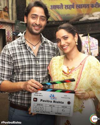 Pavitra Rishta 2 shaheer sheikh and Ankita Lokhande