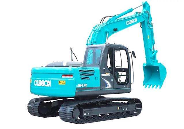 Kobelco excavator price in Bangladesh
