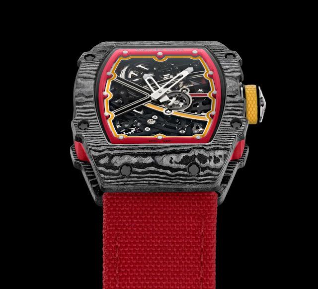 Richard Mille RM 67-02 Alexander Zverev