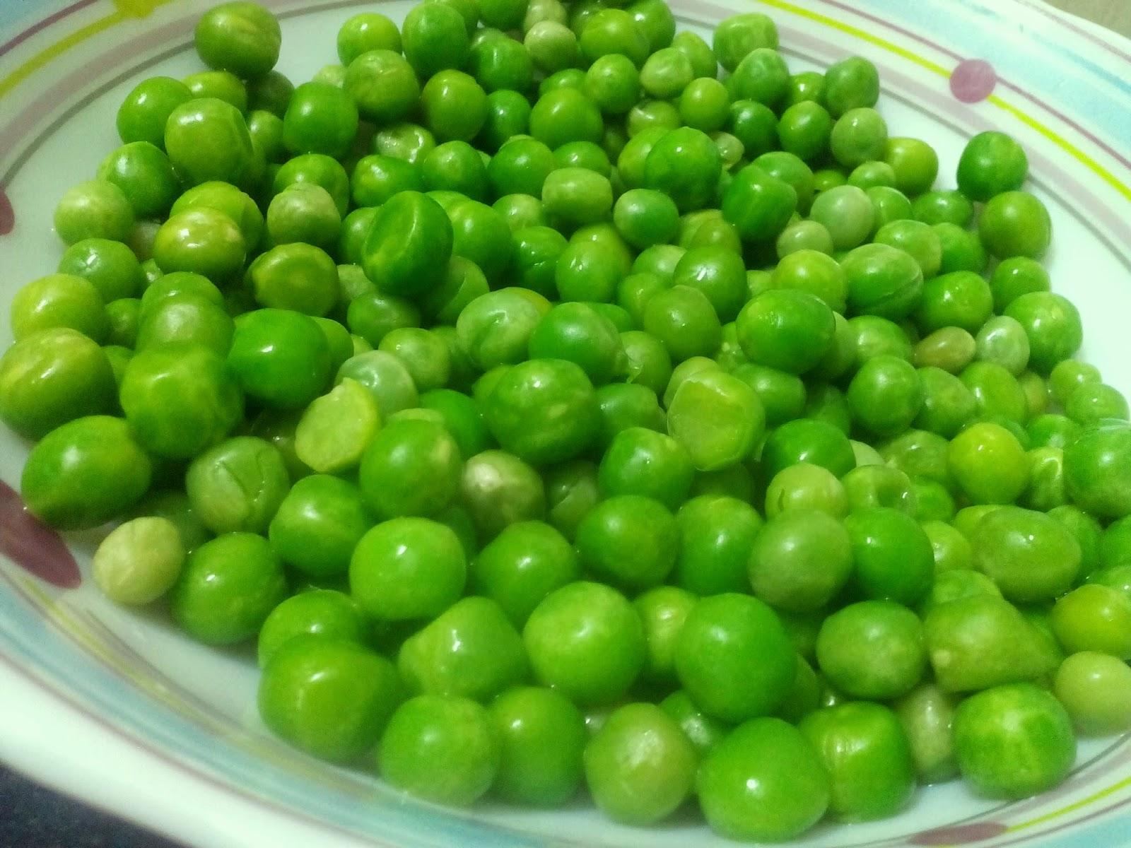 Green Peas Masala in Punjabi Dhaba Style (Green Peas ...