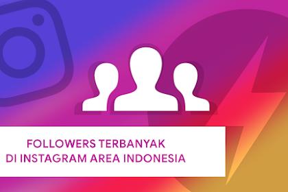 7 Akun Instagram dengan Followers Terbanyak di Indonesia Selama 2019