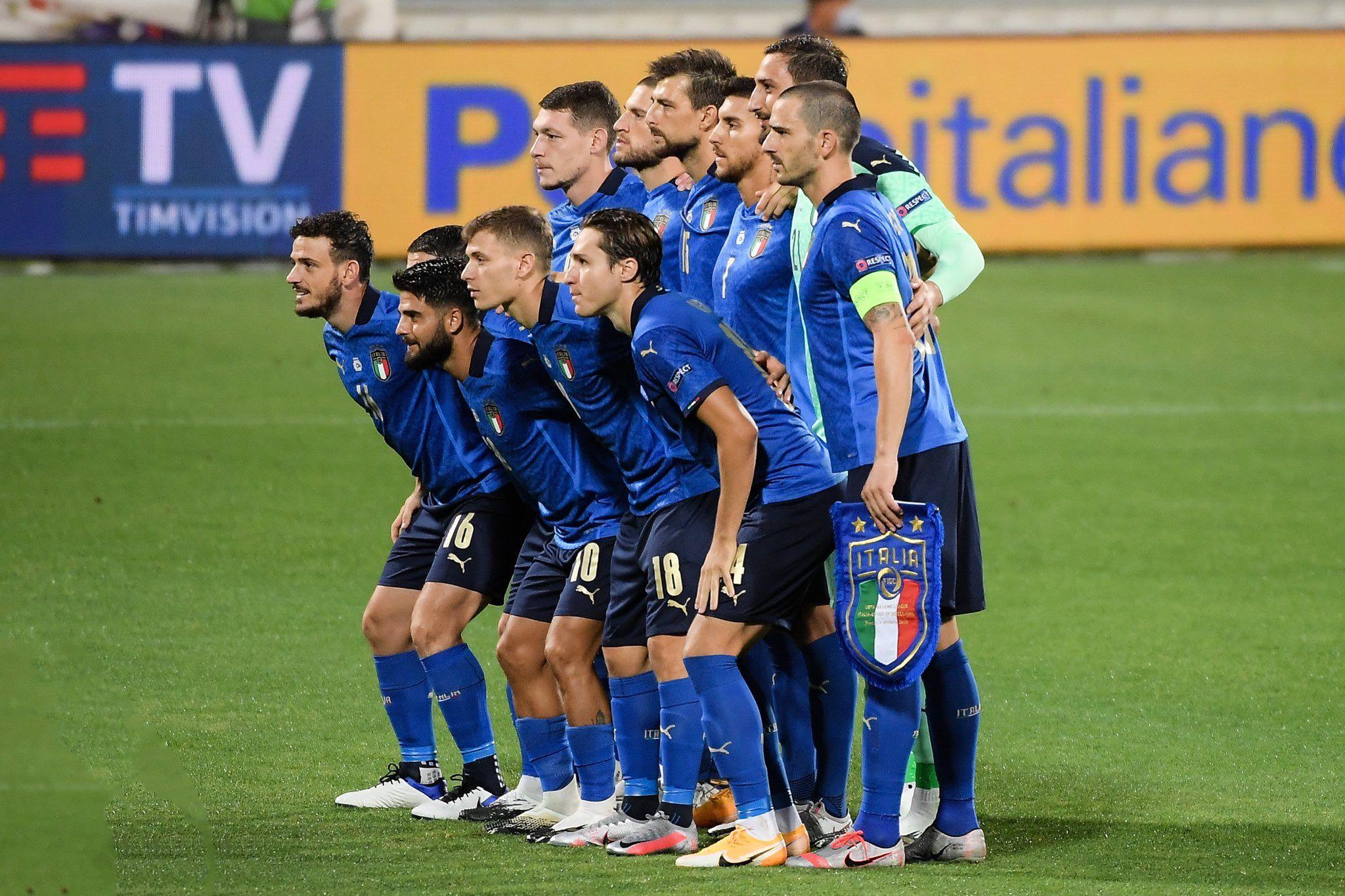 Italy and Turkey get proceedings underway on Friday night