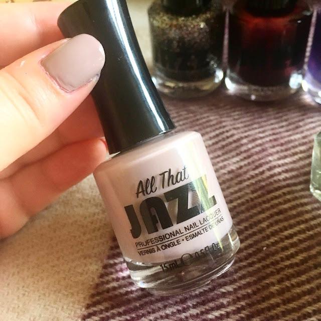 All that jazz - vera - nude nail polish