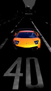 Lambo Car Mobile HD Wallpaper
