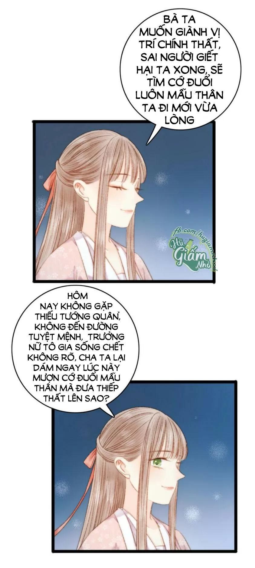 Nàng Phi Cửu Khanh - Thần Y Kiều Nữ chap 43 - Trang 31