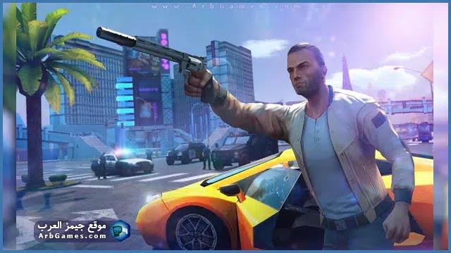 تحميل لعبة عصابات فيغاس شبيهة جاتا للكمبيوتر مجانا