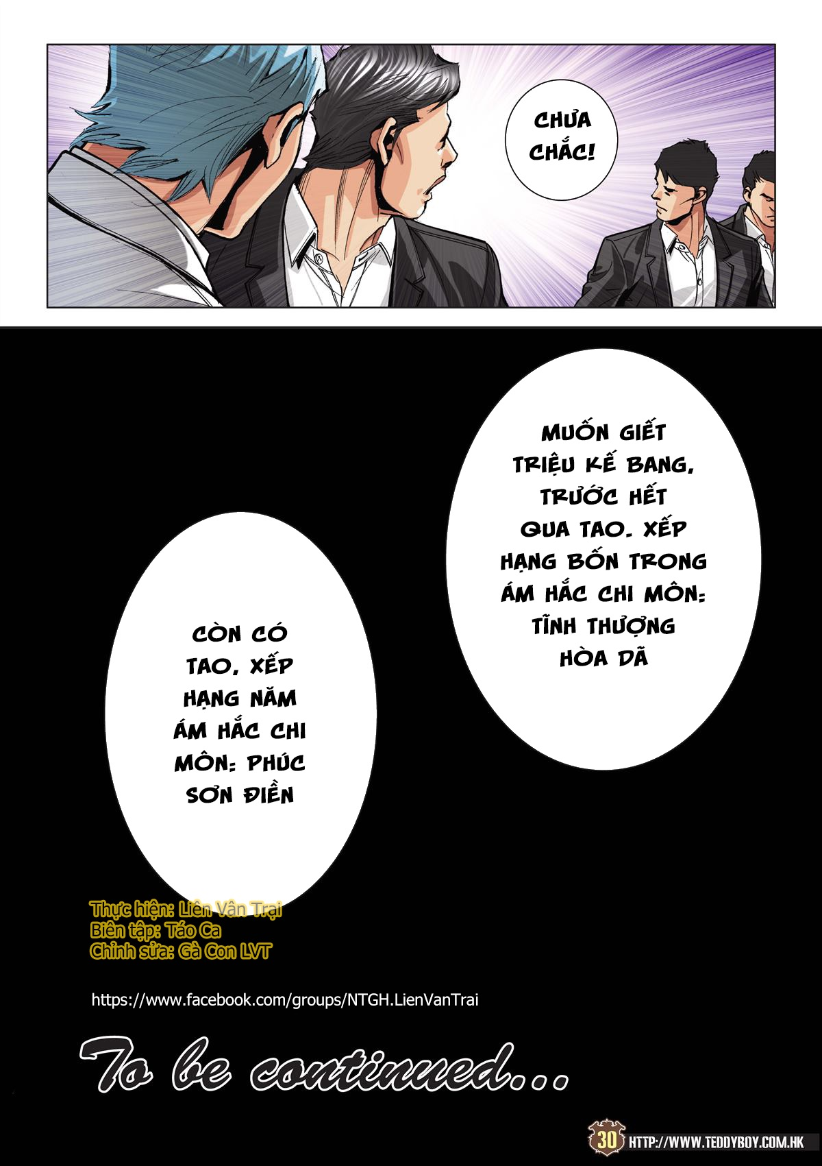 Người Trong Giang Hồ RAW Chương 2076 - NhoTruyen.Net