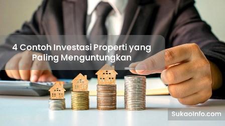 contoh investasi properti yang menguntungkan