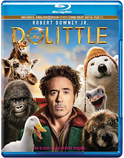 Dolittle Hd Full Movie In Hindi 300mb Downlod Now On Xtrem Movies